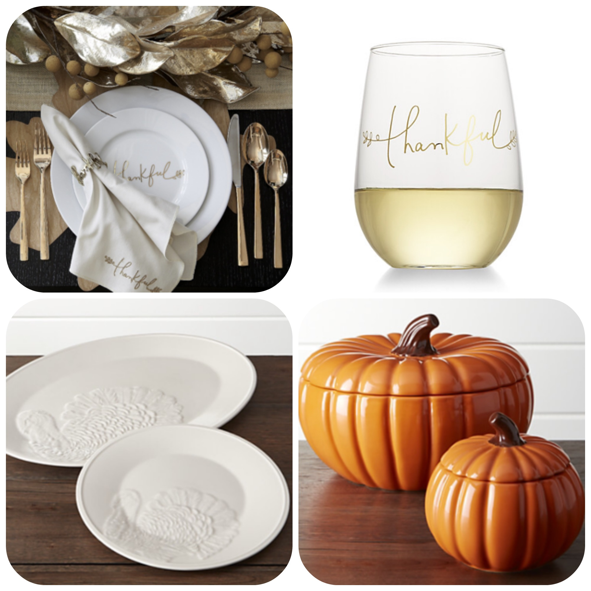 My Favorite Thanksgiving Entertaining Finds! - Flavor Finds